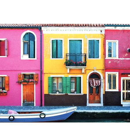 Puzzle 1000 185 de Graziella, Burano, Venecia
