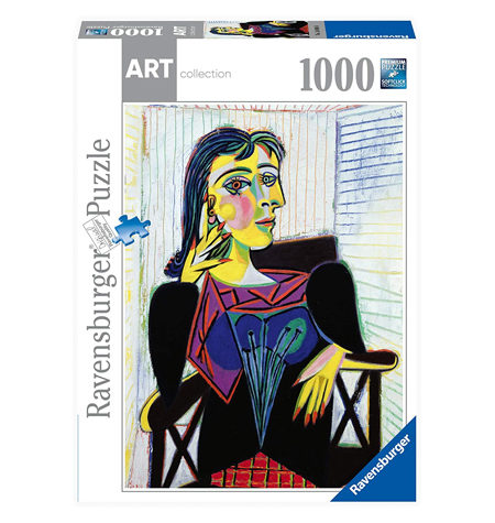 Puzzle 1000 ART Portrait of Dora Maar, Picasso