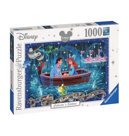 Puzzle 1000 – DISNEY – La Sirenita