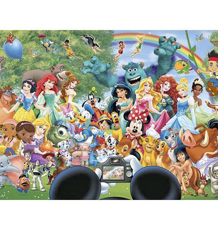 Puzzle 1000 – DISNEY – Maravillos Mundo Disney 2