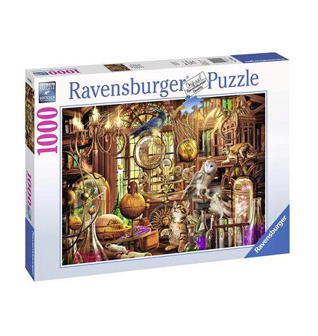 Puzzle 1000 Laboratorio de Merlín