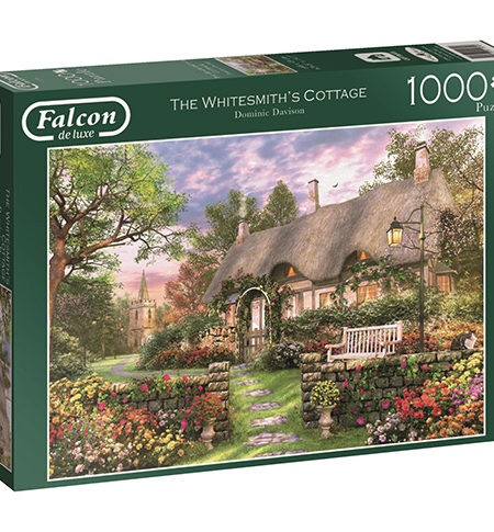 Puzzle 1000 The WhiteSchmidt´s Cottage