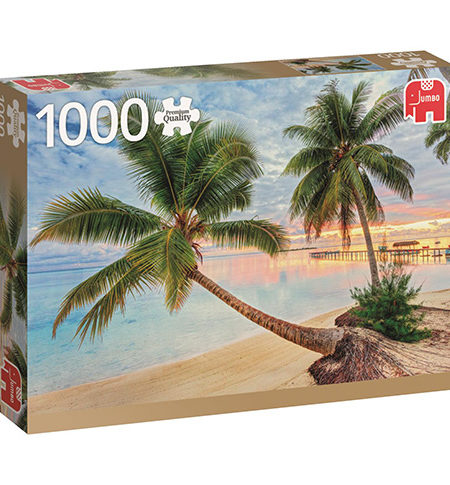 Puzzle 1000 French Polynesia