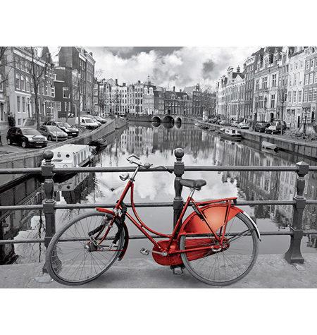 Puzzle 3000 B/N Ámsterdam