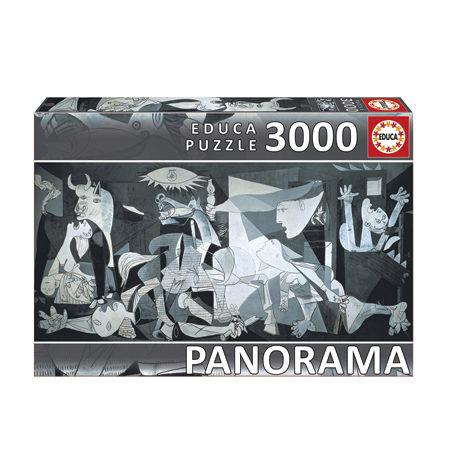 Puzzle 3000 B/N Guernika – Panorámico