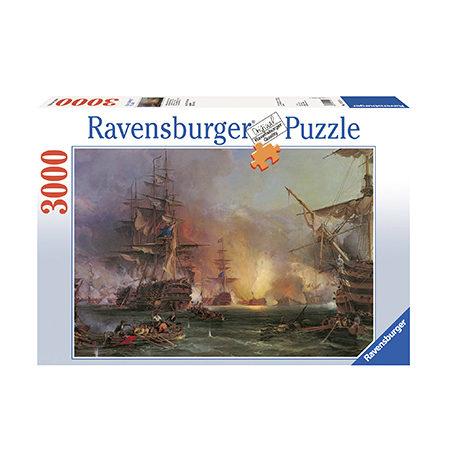 Puzzle 3000 Bombardeo de Argel
