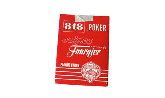 Baraja Poker Nº Grande – 818