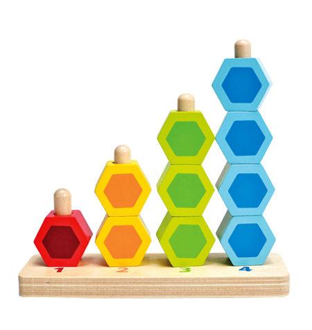Apilable Colores y Números