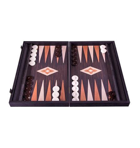 Backgammon Mediano Madera-EF. WENGE