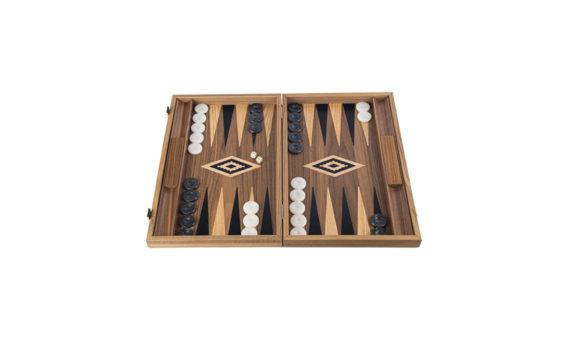 Backgammon Grande Madera NOGAL