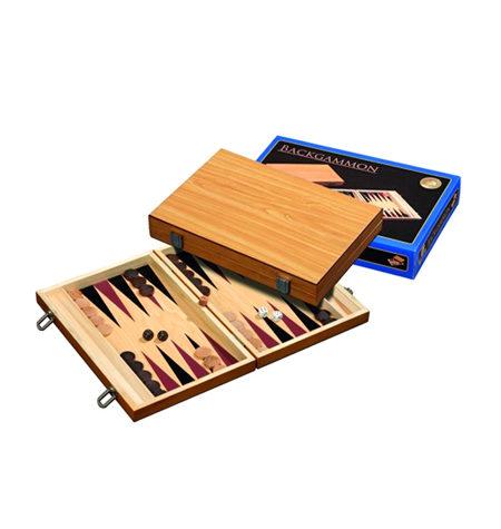 Backgammon Mediano Madera Philos