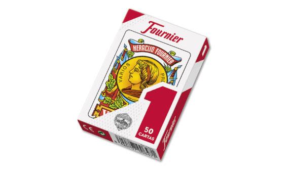 Baraja Española 50 Cartas – Estuche de Cartón