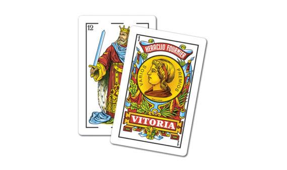 Baraja Española 100% Plástico – 50 Cartas
