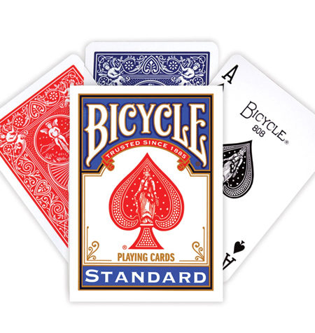 Baraja Poker Bicycle Standard
