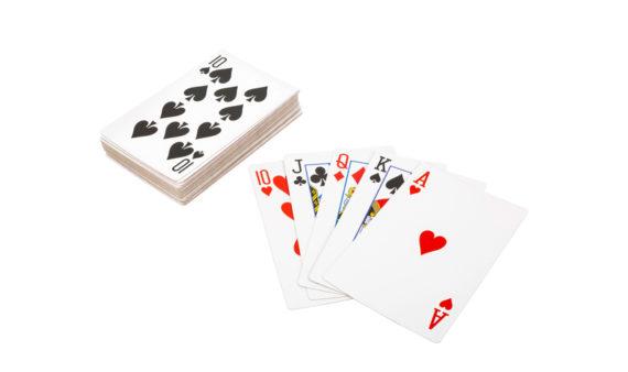 Baraja de Póker XXL