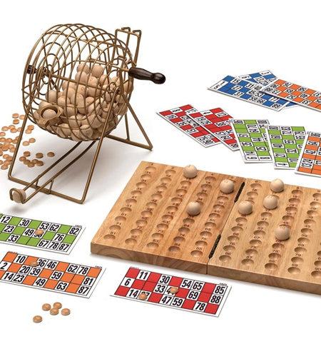 Bingo Clásico Luxe