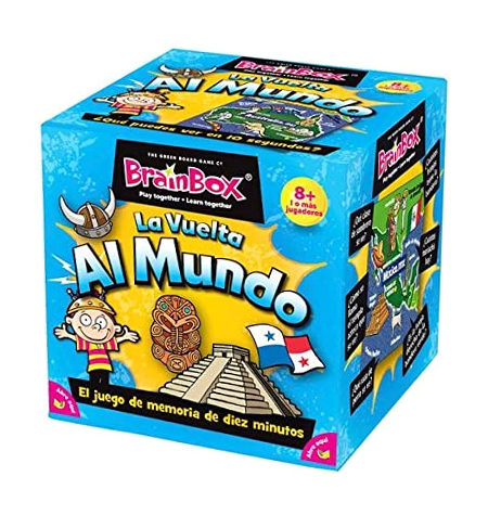 Brain Box Vuelta al Mundo