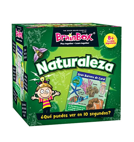 Brain Box Naturaleza