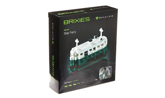 Brixies Mediano – Ferry 338p
