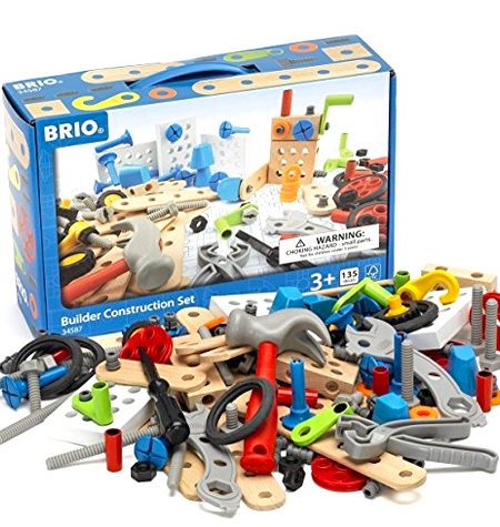 Builder Construction – Set de 135 piezas