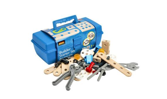 Builder Construction – Maletín de 49 piezas