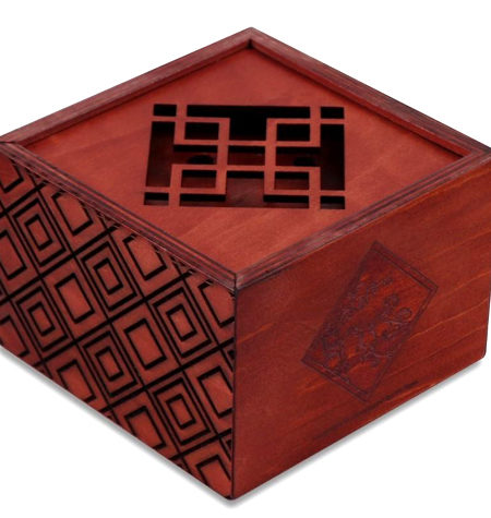 Caja Imposible MEI – Secret Box Cerezo