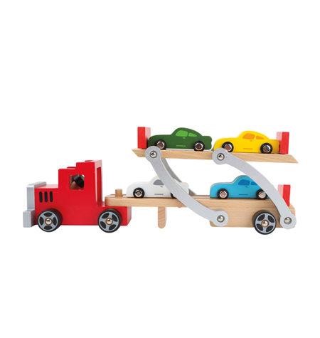 Camión Transporte de Coches