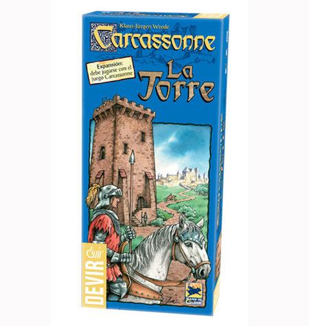 Carcassonne Expansión – La Torre