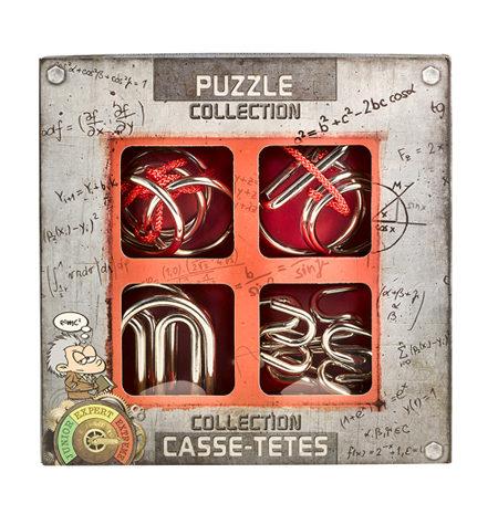 Rompecabezas de Metal CASSE TETES Extreme Rojo