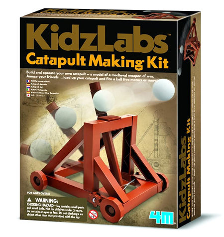 Kit para construir una Catapulta