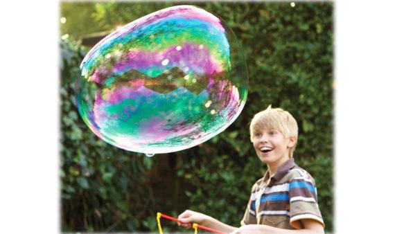 Bubble Science – Burbujas