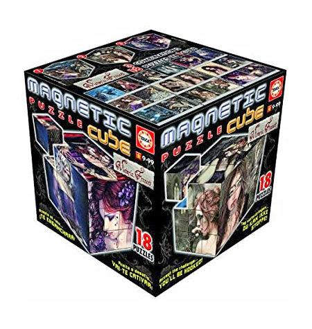 Cubos Magnéticos Victoria Francés