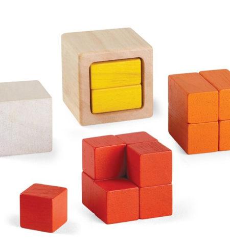 Cubos Fracciones