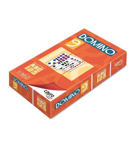 Dominó Doble 9 – Caja de Cartón