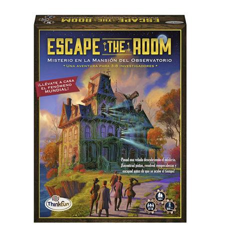 Escape Room – Misterio en la Mansión del Observatorio