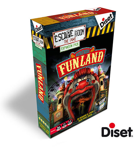 Escape Room Expansión Funland