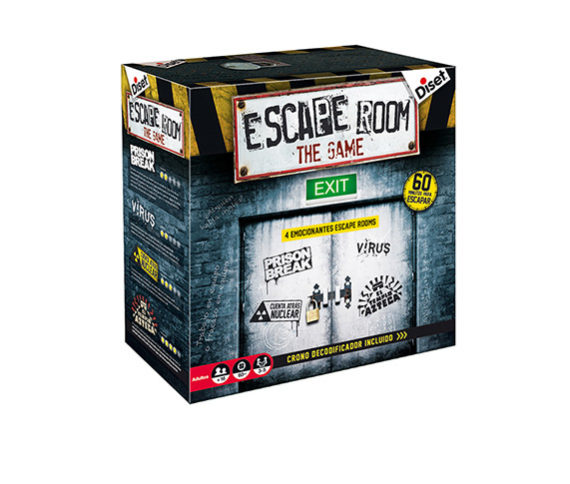 Escape Room The Game 1
