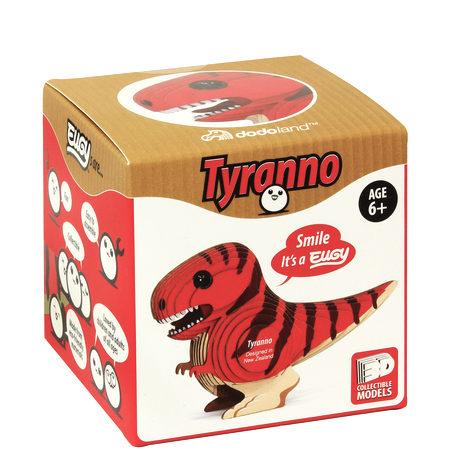 EUGY Armar Dinosaurio Tyrannosaurus