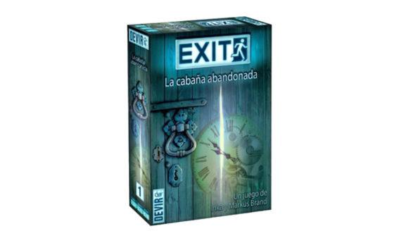 Exit – La Cabaña Abandonada – Nivel Avanzado