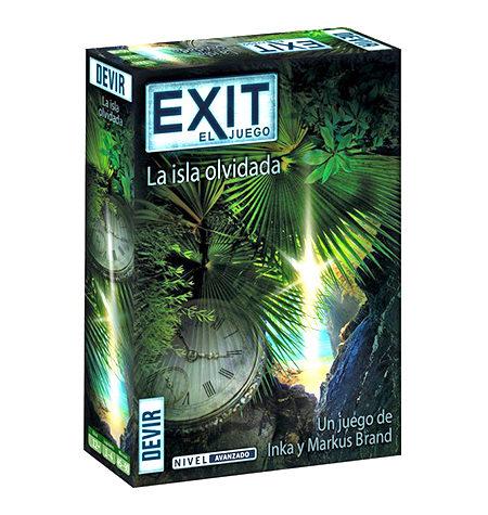 Exit – La Isla Olvidada – Nivel Avanzado