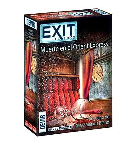 Exit – Muerte en el Orient Express – Nivel Experto