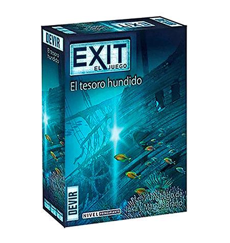 Exit – El Tesoro Hundido – Nivel Principiante