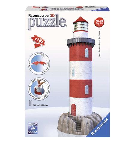 Puzzle 3D – 216  Faro