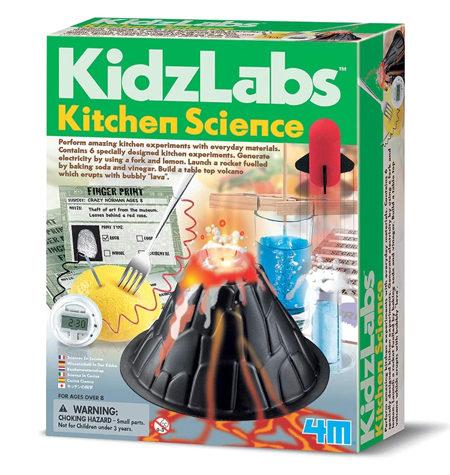 Kitchen Science – Ciencia de Cocina