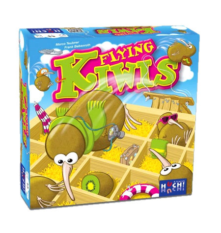Kiwis Voladores