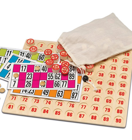 Lotería Tamaño XL