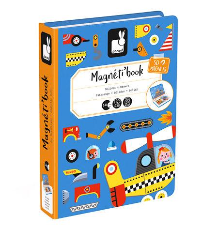 MagnetiBook Bólidos