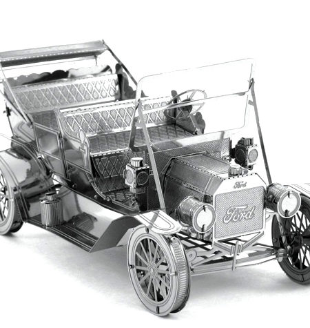 Metal Model Coche Ford T.