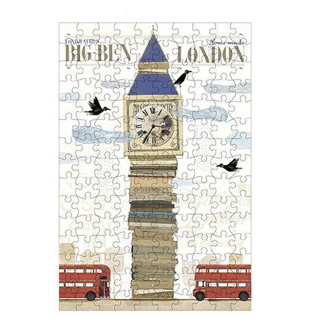 Puzzle 150 MINI Londres
