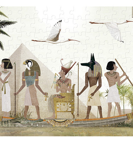 Puzzle 150 MINI Ancient Egypt